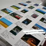 撮影情報付印刷サンプル