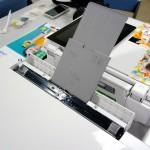 手挿し印刷時